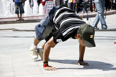 Break Dance - Riau Young Spirit 2