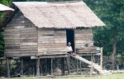 A Traditional House of Riau