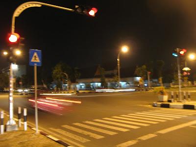 Riau in Night Vision