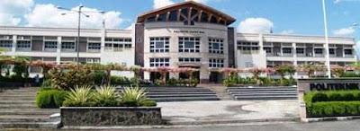 Gedung Polytechnic Caltex Riau PCR