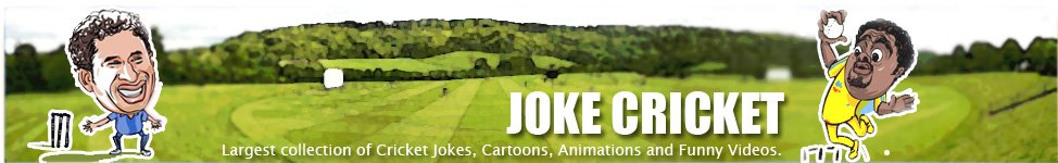 Joke Cricket