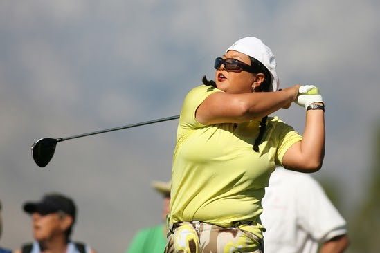is lpga player christina kim gay