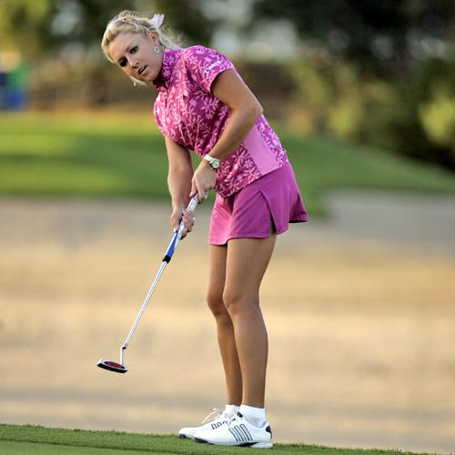 World Sports: Natalie Gulbis LPGA Hot wallpapers