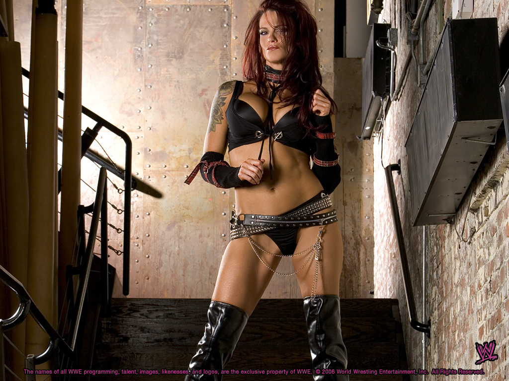 from Hugh wrestling diva lita nude