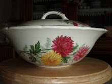 Chrysenthemum tureen