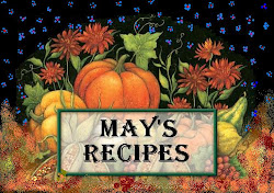 May's Food Ideas