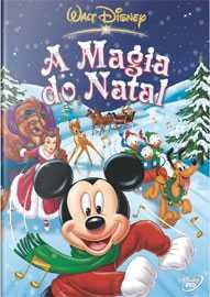 Filme Poster Disney A Magia Do Natal DVDRip Dublado