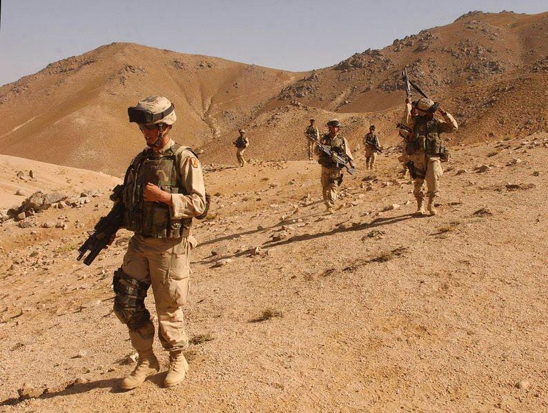 MASACRE 8 JUNIO CQB GEDAT Afganistan