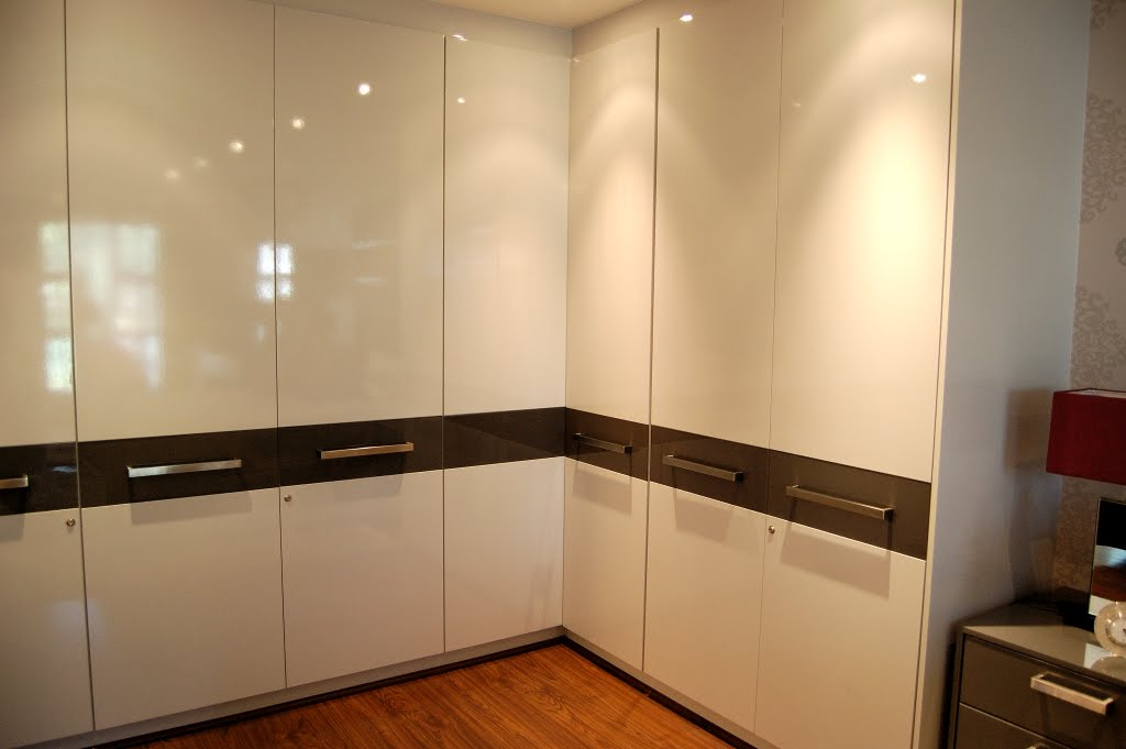 built in cupboards were designed by jossi design and manufactured by