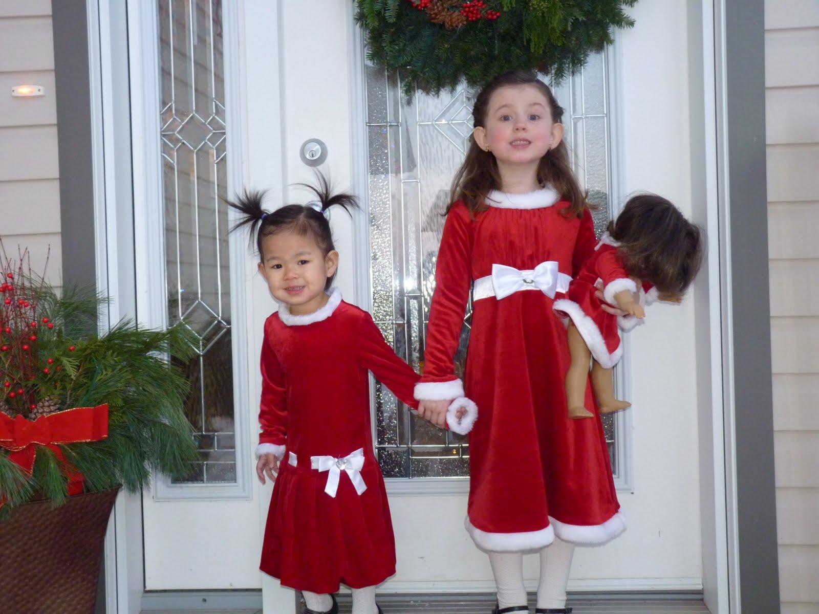 деца и Коледа
