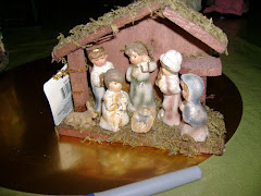 A MINI NATIVITY