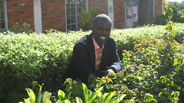 Happy moments at Makerere Univer.