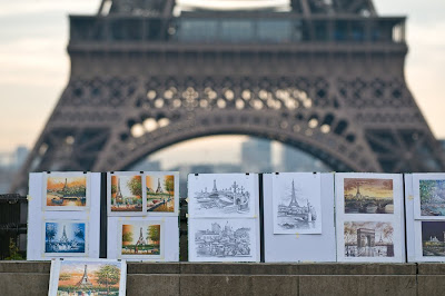 Eiffel Tower at Trocadero