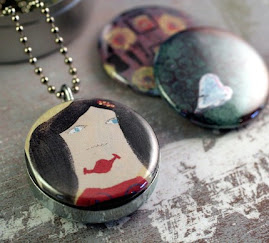 My art on jewelry!