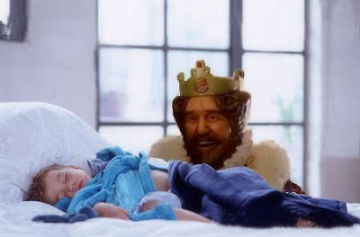 Miles De Niños Exigen Loncherita Gratis; Rey De Burger King Niega ...