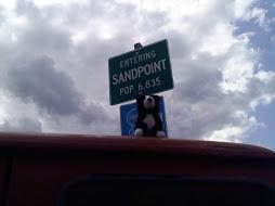 Stop # 6 Sandpoint, Idaho