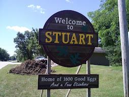 Stop # 27  Stuart, IA