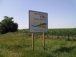 State # 7  Iowa