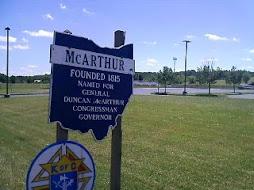 Stop #6 McArthur, OH