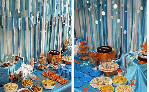 Doing An Ocean Themed Party Doesn T Have To Be Difficult If You Can Attach Round Balloons Together And Follow Some Simple Directions For Shaping Twisting