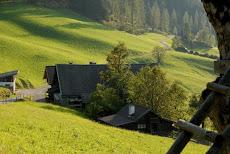 Eben im Pongau, Austria.
