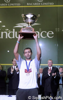 Shabana, World Champion in Bermuda in 2007