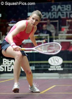 Vicky Botwright at an earlier tournament