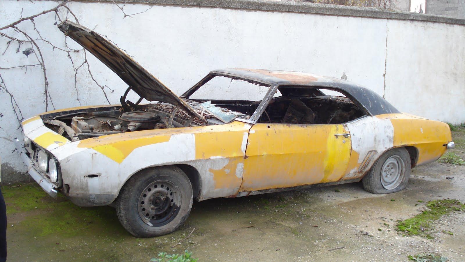 camaro ss 1969 algerie alger american cars in algeria voitures. Black Bedroom Furniture Sets. Home Design Ideas