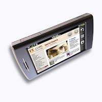 Web browsing on the Garmin Nuvifone