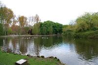Parque Isabel La Catolica