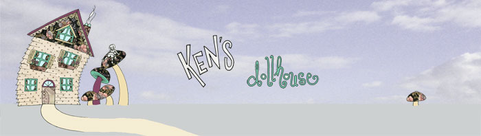 Ken's Dollhouse