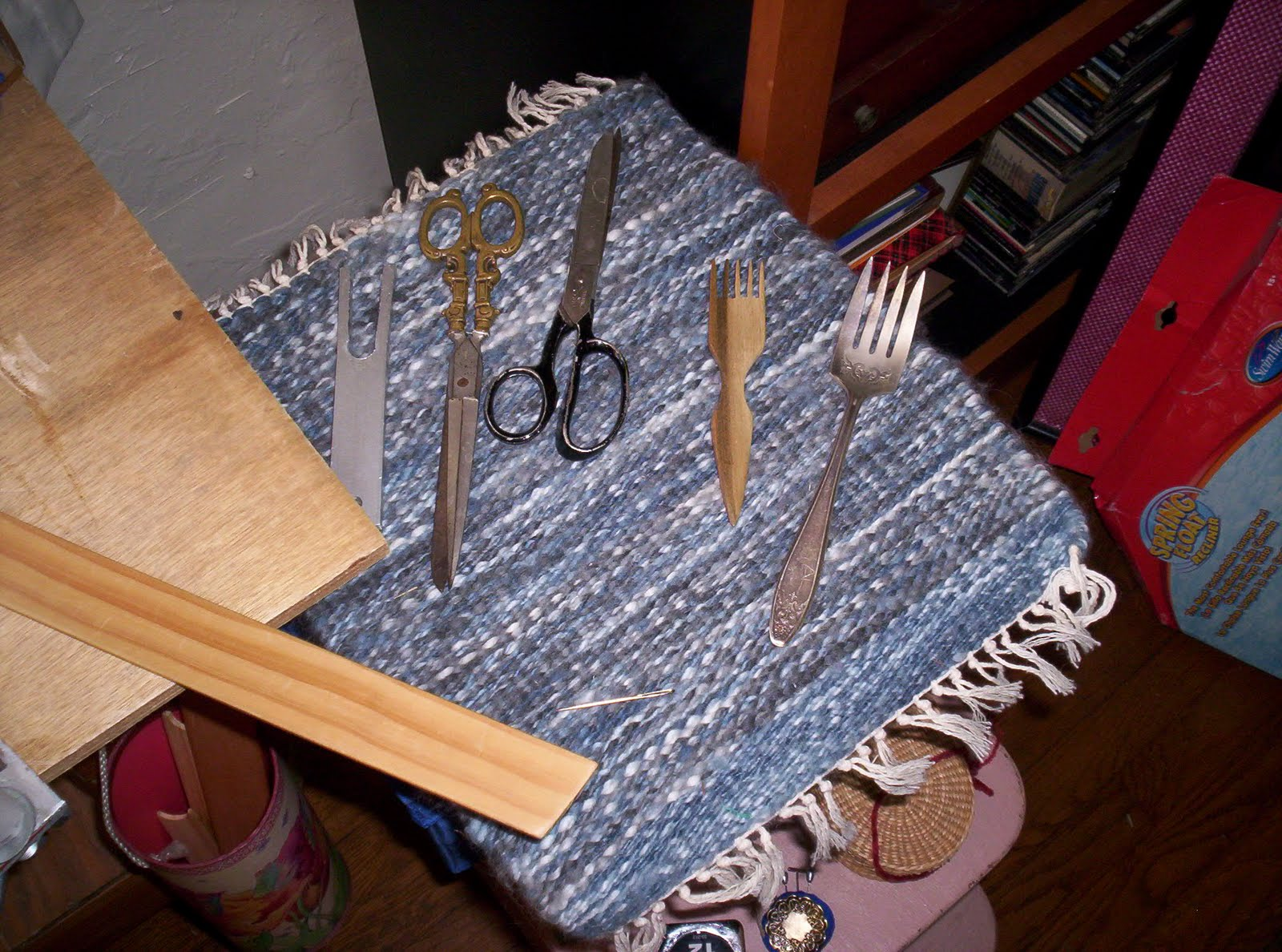 Basket Weaving Ri : Earth baskets weave or bust