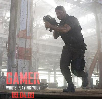 Gamer, Gamer filme