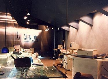 Store Design For Xerox