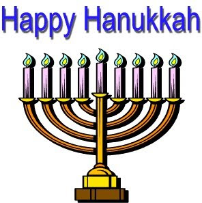 Happy Hanukkah from Mehron Makeup