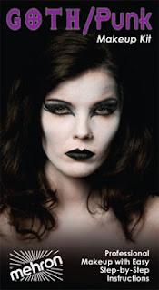 Halloween Makeup by Mehron
