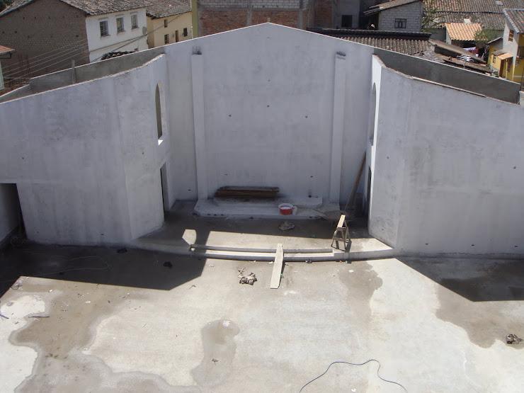 Interior Nueva Iglesia