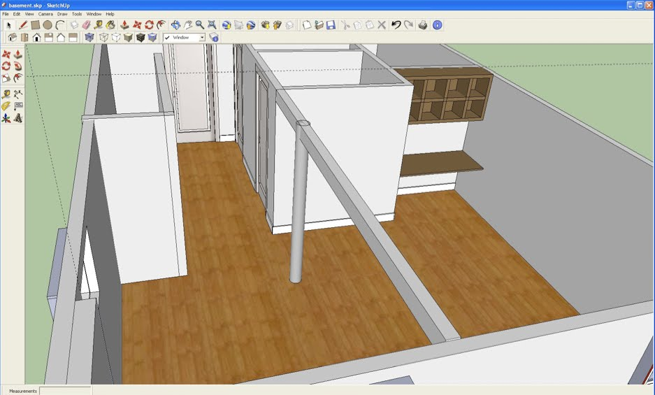 The basement design tools rambling renovators - Basement design tool ...