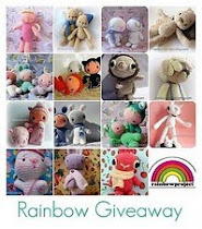 rainbow giveaway di rainbowproject