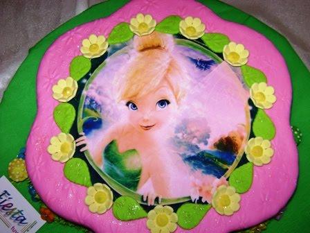 Tortas de campanita Disney - Imagui