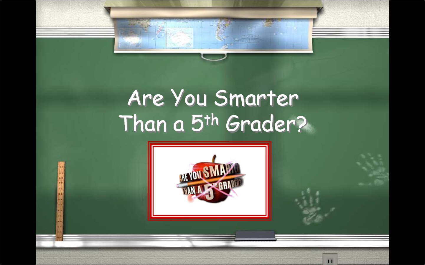 are you smarter than a 5th The chinese version of are you smarter than a 5th grader began in 2007 as the project of at least six television stations: hunan economic tv station, china central television, shenzhen tv, tianjin television, china shaanxi tv station and guangdong tv.