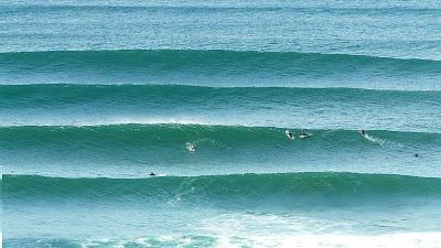 Sesion de surf 09 Noviembre 2009 - La Salvaje - La Triangu - El Pasillo