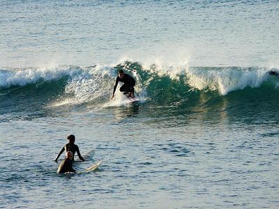 Sesion de surf del 30 Diciembre 2008 Sopelana tablones