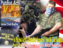 Is Patriot Acts A Plausible Scenario? You Be The Judge
