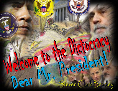 Welcome To The Dictocracy - Dear Mr. President...
