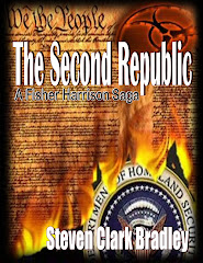 The Second Republic by Steven Clark Bradley - Flying Dead...