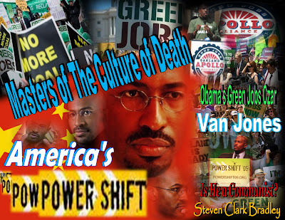 Masters of The Culture of Death - Van Jones &amp; America&#39;s Power Shift...