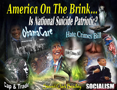 America On The Brink... - Is National Suicide Patriotic?