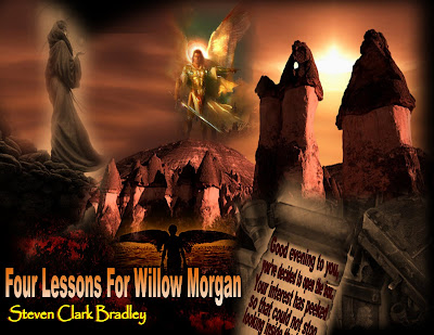 Four Lessons For Willow Morgan by Steven Clark Bradley &amp; Selin Alicia Bradley