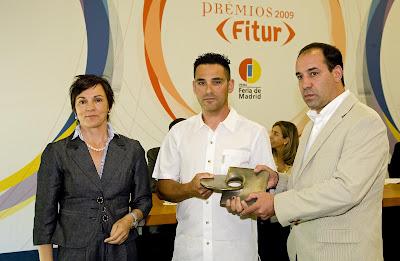 Premio FITUR 2009, MEJOR PRODUCTO DE TURISMO ACTIVO EN AVENTURA